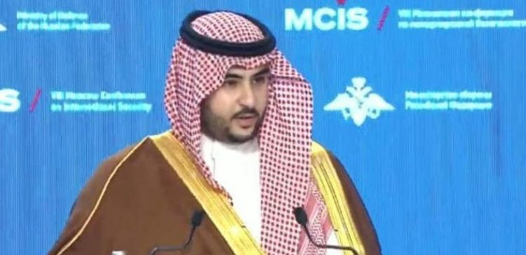 Saudi Dep. Defense Minister reiterates his country's support for Yemen unity and legitimacy