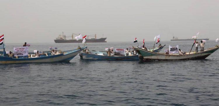 Fishermen reject again presence of Iranian vessel in Yemeni waters