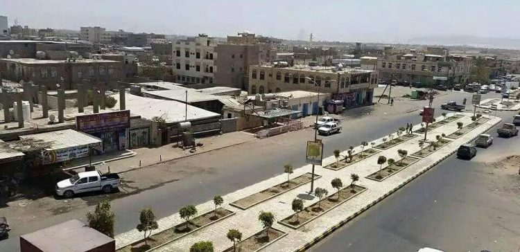 Houthi rockets hit near childhood hospital in Marib city