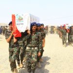 Marib pays tributes to police martyrs