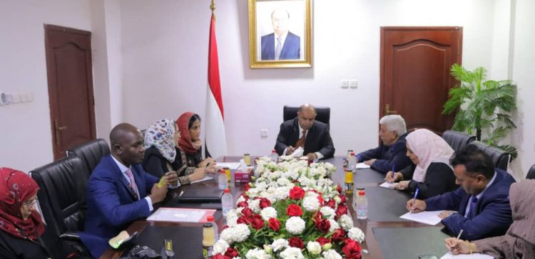 Implementing Health, Social Projects in Yemen discussed by UNFPA