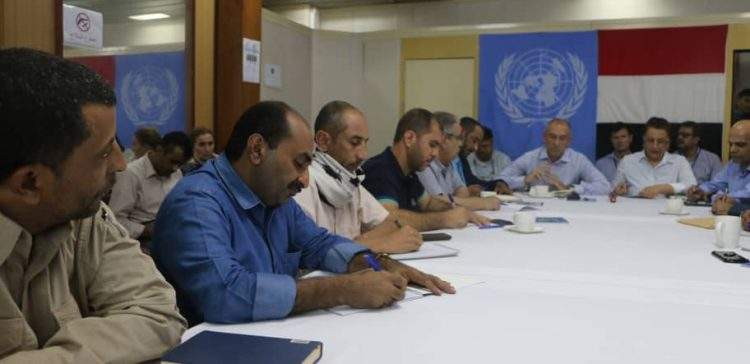 Redeployment Committee agreed on implementing first phase of Hodeida Agreement
