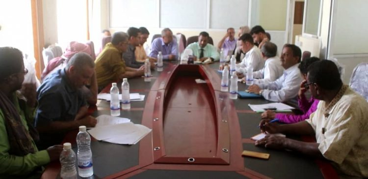 Yemen Aid's interventions in Abyan discussed