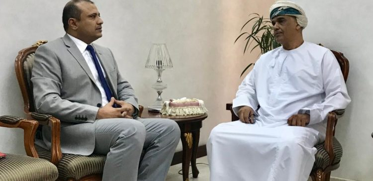 Yemen, Oman discuss latest developments