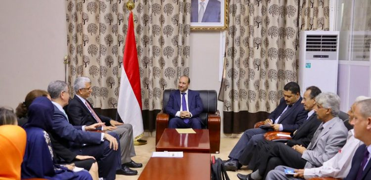 Planning Minister calls on WB to open office in Aden