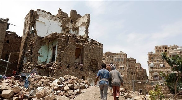 Houthi militia shells populated neighborhoods in Taiz