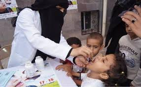 Houthi militia prevents child vaccination campaigns in its held areas