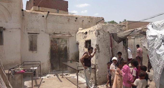 Houthi militia shells civilians houses in Hodeidah