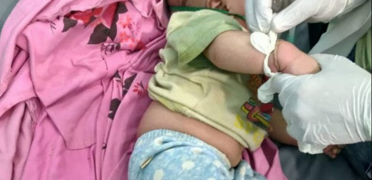 Houthi snipers shot two children in Hodeida
