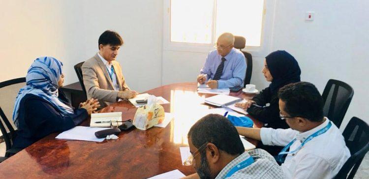 Yemen, UNICEF discuss sanitation cooperation