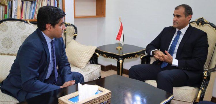 Yemen, US discuss developments in the south