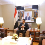 PM admonishes C. bank governor to guard against currency devaluating practices by Houthi militia