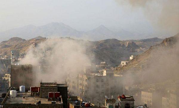 Two women injured in Houthi militia shelling on Taiz