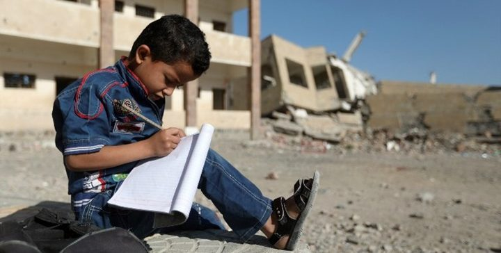 Houthi militia commits 28,000 violations against Educational Sector in Sana'a, Report says