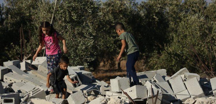 Israeli forces demolish home near Jenin