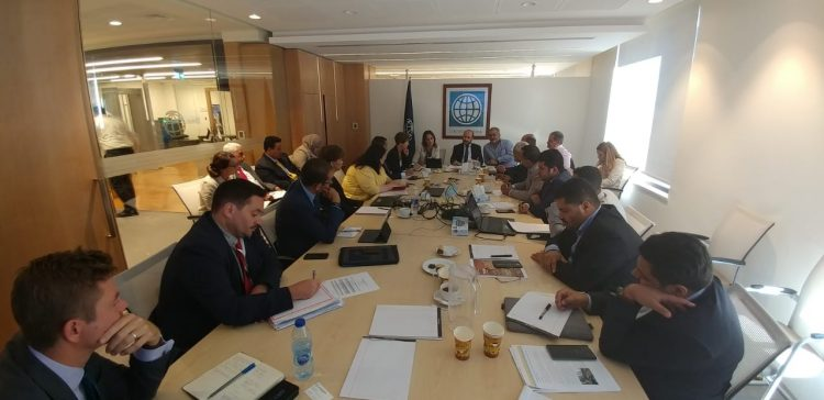 Minister of Planning chairs meeting for international donors