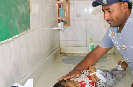 Three-year-old girl shot dead by Houthi snipers in Taiz