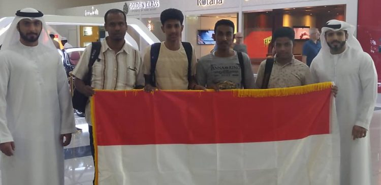 Yemen ranks fourth amongst Arab countries in Dubai robot competition