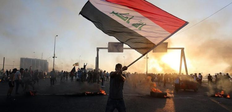 Interior Ministry: 104 people killed in Iraq, 6,000 wounded
