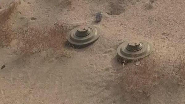Two civilians killed by Houthi landmine in Al-Bayda
