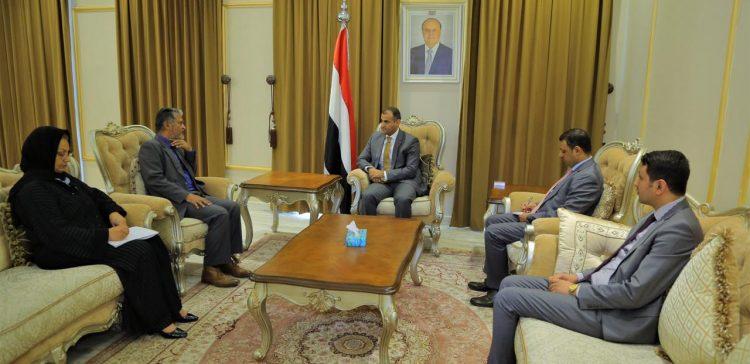 FM, Head of RCC discuss militia's recent escalations