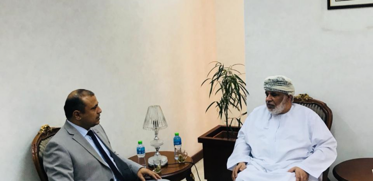 Yemeni-Omani cooperation discussed