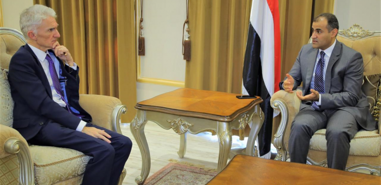 Foreign Minister meets UN Undersecretary-General