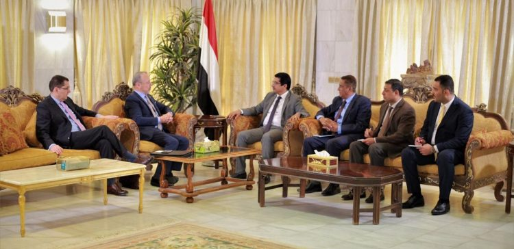 Yemen, Ireland to coordinate positions in int'l forums