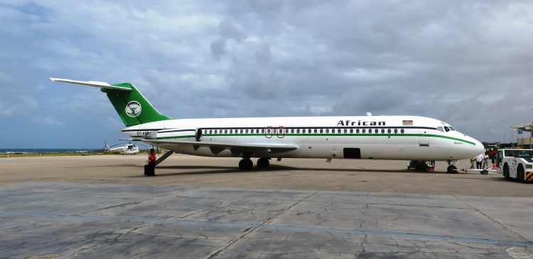 African Express soon to operate flights from and to Yemen: Transports Ministry