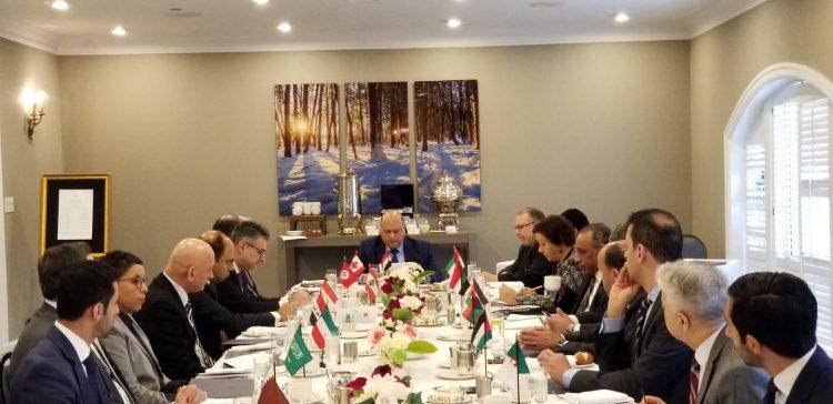 Assallal convenes Arab Ambassadors Council in Canada