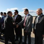 Vice President leaves Spain after participating in COP25 Climate Summit