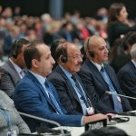Vice President attends the opening session of COP25 in Madrid