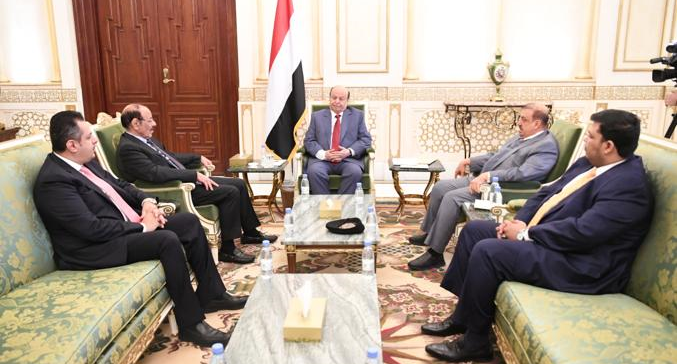 President Hadi convenes high-profile session