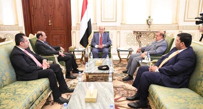 President Hadi convenes high-profile session
