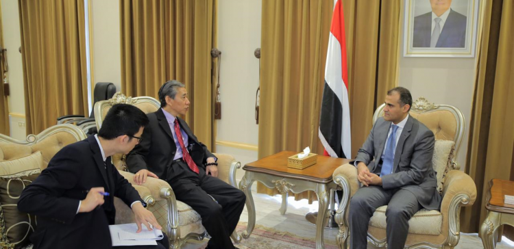 President Hadi sends message of solidarity to Chinese counterpart over Covid 19