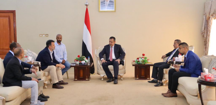 Prime Minister receives Director of OXFAM