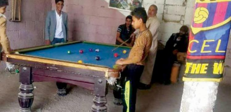 Sana'a: New illegal taxes imposed by Houthi militias on sport clubs, Internet cafes