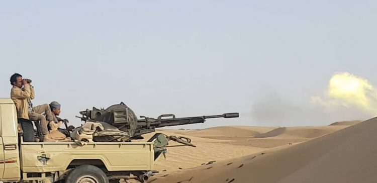 Several Houthi militiamen killed during battles in Al-Jawf
