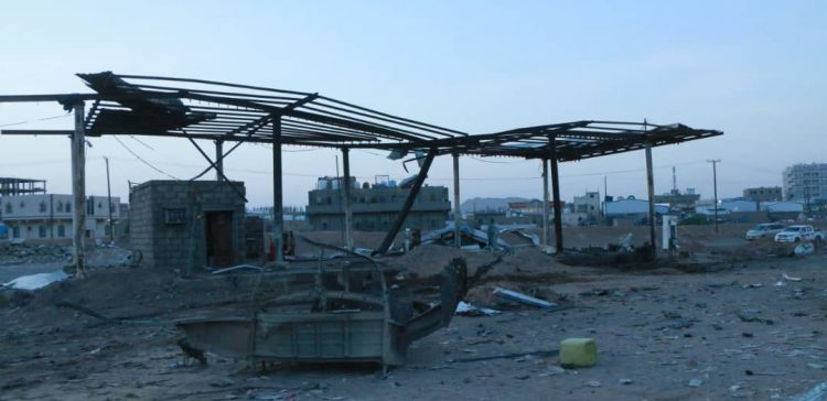 Marib local authority calls on the IC to stop Houthi militia's terrorist crimes