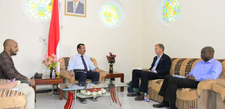 Marib Dep Governor, UN officials discuss exacerbated humanitarian conditions in the governorate